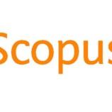 Scopus Veritabanı