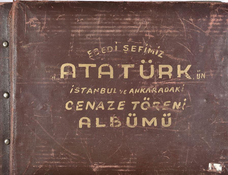 Atatürk Cenaze Albümü