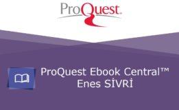 Ebook Central Veri Tabanı