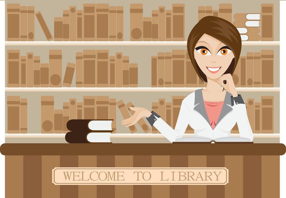 Danışma Kütüphanecisi