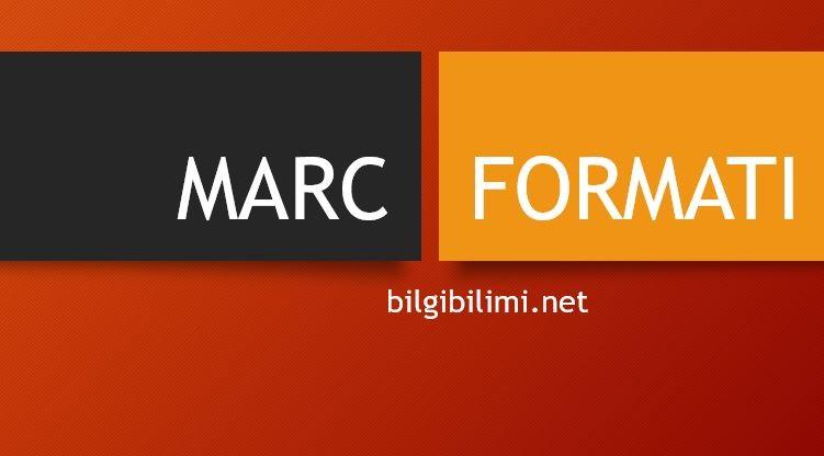MARC Formatı