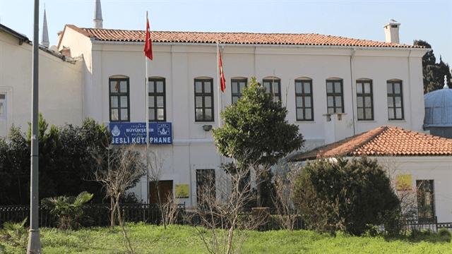Sesli Kütüphane