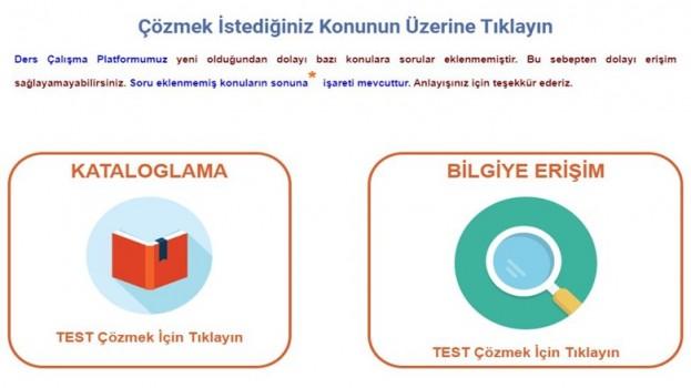 BBY Online Test Platformu