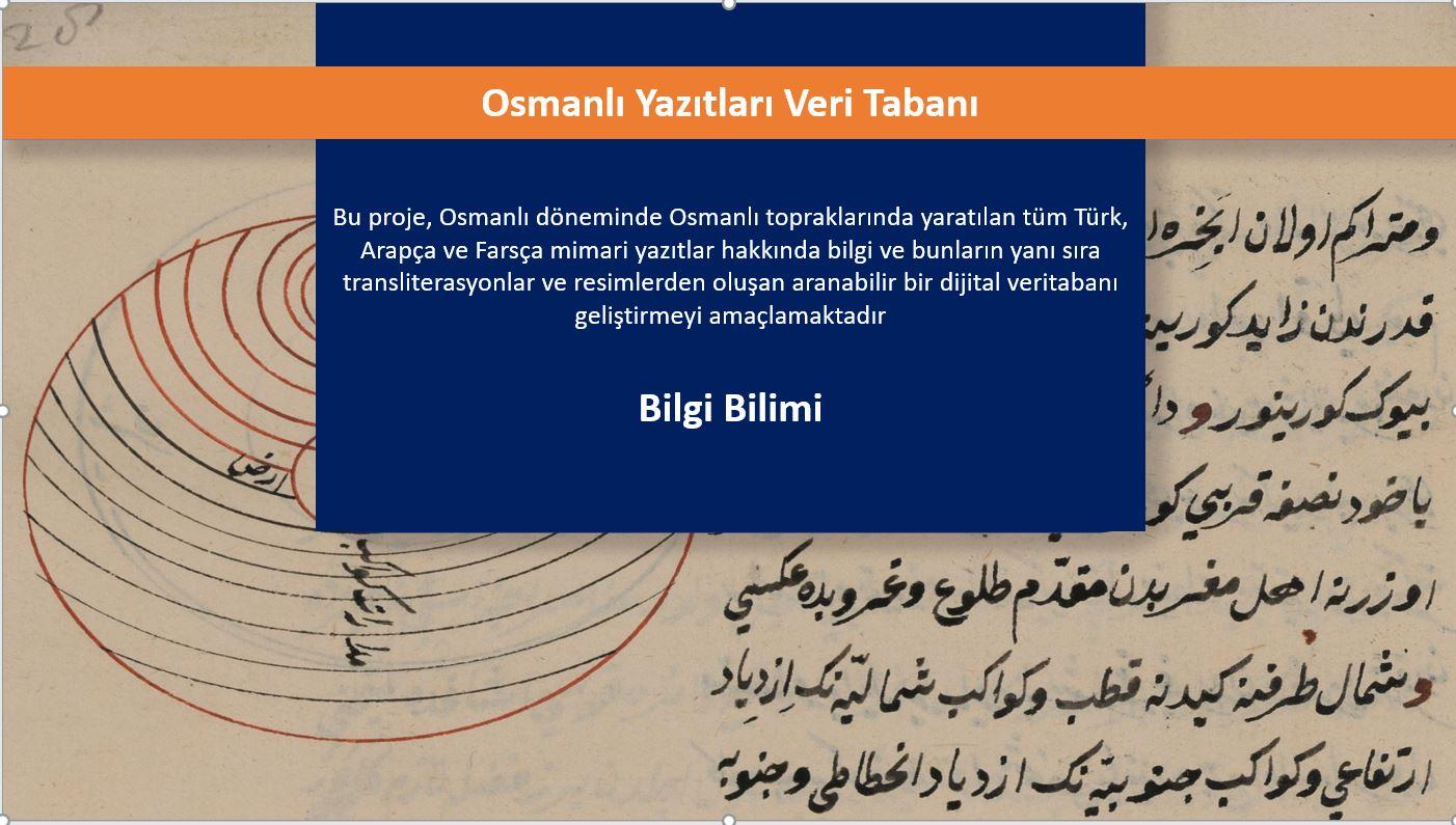 Osmanlı Yazıtları Veri Tabanı