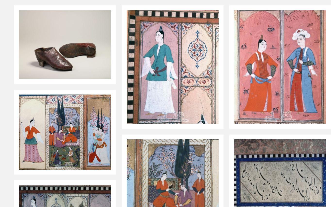 Osmanlı Giysi – Kıyafet Veritabanı