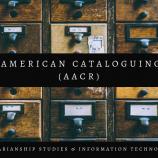 Anglo-Amerikan Kataloglama Kuralları (AAKK)