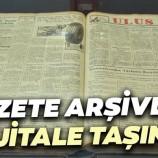 1928 – 1942 Arası 55 Gazete Erişime Açıldı – İstanbul Gazete Arşivi