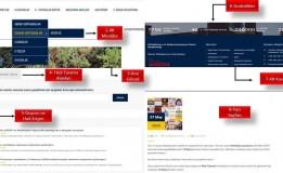 Kütüphane Web Sayfaların Görsel Tasarımı Nasıl Olmalıdır? Atatürk Üniversitesi Prof. Dr. Fuat Sezgin Kütüphanesi Örneği